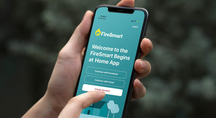 FireSmart Canada Launches New App