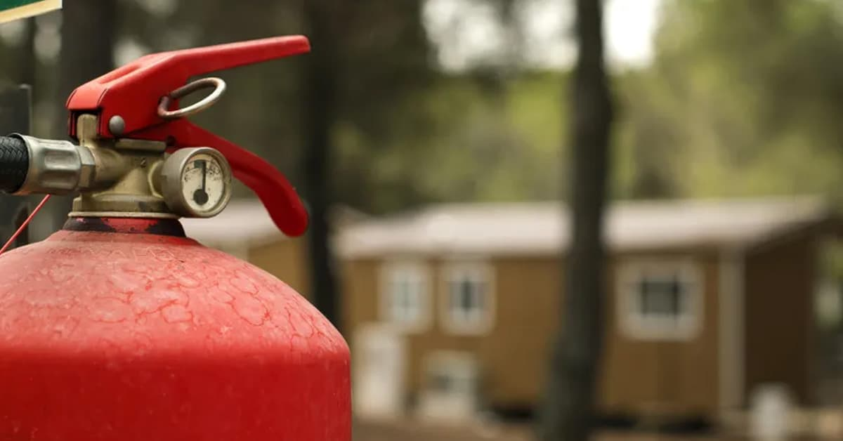 Fire Extinguisher Use on the Farm